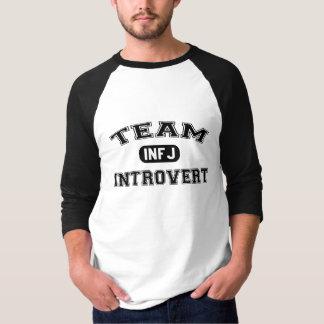 Inbundet lag: INFJ Tee Shirt