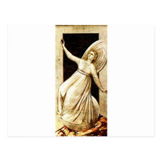 Inconstancy vid Giotto Vykort