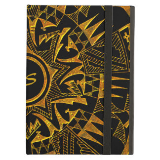 Indian 1 Powiscases iPad Air Skydd