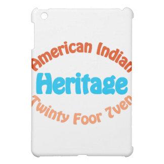 Indian - Twinty Foor 7ven iPad Mini Skydd
