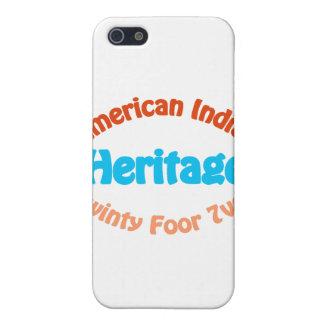 Indian - Twinty Foor 7ven iPhone 5 Cases