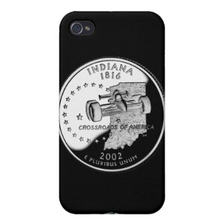 INDIANA iPhone 4 COVER