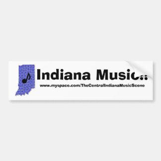 Indiana musik!! , BILDEKAL