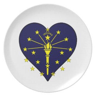 Indiana Tallrik