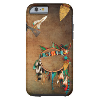 Indianarrowheadindier Tough iPhone 6 Fodral