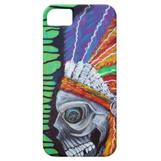 Indianchef iPhone 5 Case-Mate Fodral