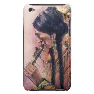 Indianflöjtspelare iPod Case-Mate Case