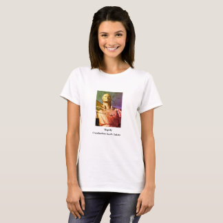 Indiankvinnastaty Tee Shirt
