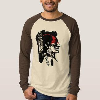 Indianlogotyp T Shirt