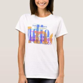Indie blandning II för bloggarevårmod T-shirt