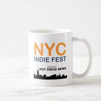 INDIE FESTBYLTE FÖR NYC KAFFEMUGG