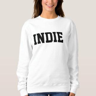 """Indie flygare Co. """"INDIE"""" Crewneck tröja"""