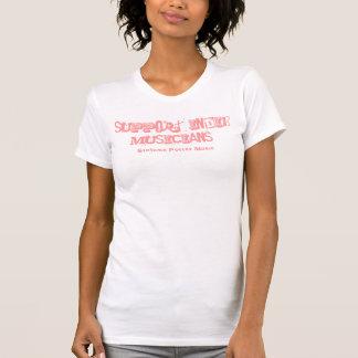 Indie musik t-shirts