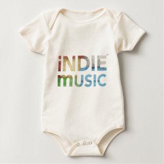 IndieMusic Body För Baby