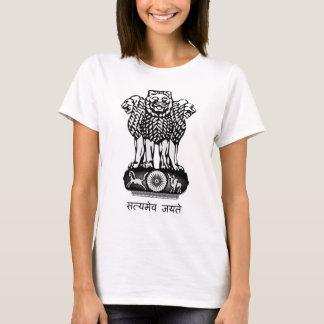 Indien Ashoka Chakra Tee Shirts