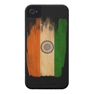Indien flagga Case-Mate iPhone 4 case