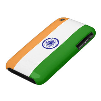 Indien flagga iPhone 3 Case-Mate fodral