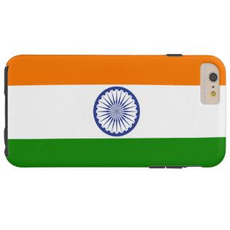 Indien flagga tough iPhone 6 plus skal