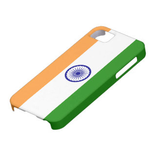 Indien flagga iPhone 5 cover