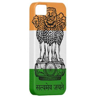 Indien flagga iPhone 5 Case-Mate cases