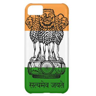 Indien flagga iPhone 5C mobil fodral