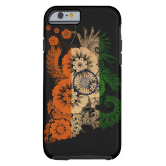 Indien flagga tough iPhone 6 skal