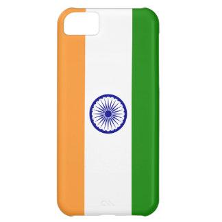 Indien flagga iPhone 5C skydd