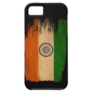 Indien flagga iPhone 5 Case-Mate fodraler