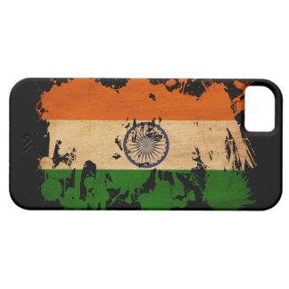 Indien flagga iPhone 5 Case-Mate skal