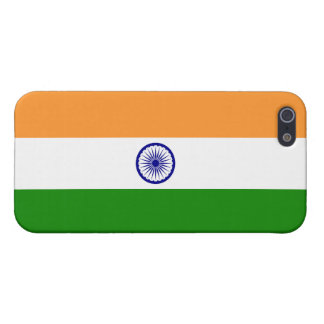 Indien flagga iPhone 5 hud
