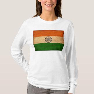 Indien flagga tshirts