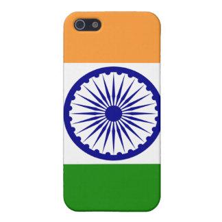 Indien flaggaiphone case iPhone 5 fodraler