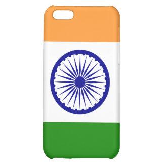 Indien flaggaiPhone iPhone 5C Mobil Skydd