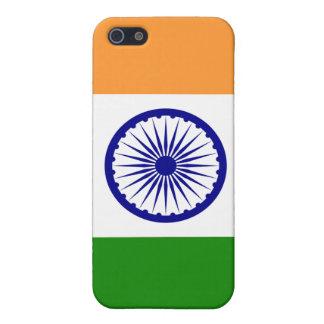 Indien flaggaiPhone iPhone 5 Fodral