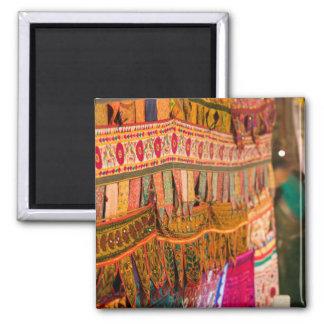 INDIEN Goa, Baga: Lördagaftonen marknadsför (NR) Magnet
