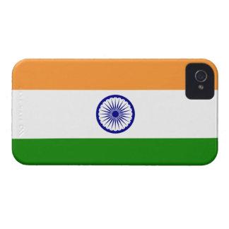 Indien; Indisk flagga iPhone 4 Case-Mate Fodraler