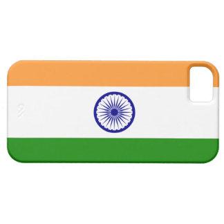 Indien; Indisk flagga iPhone 5 Case-Mate Fodraler