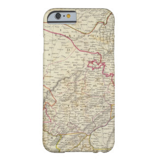Indien IX Barely There iPhone 6 Skal