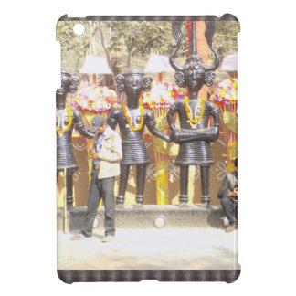 Indien kulturell showstaty av musikerkonstnärer iPad mini skydd