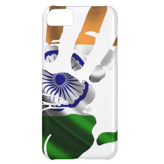 INDIEN NICE RÄCKER FLAGGAPRODUKTER iPhone 5C FODRAL