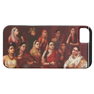 Indien Ninetinth århundrademode iPhone 5 Cases