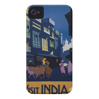 Indien reser affischiphone case iPhone 4 cases