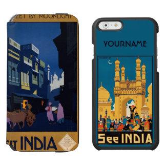 Indien reser cases för plånboken för
