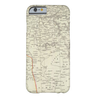 Indien VII Barely There iPhone 6 Skal