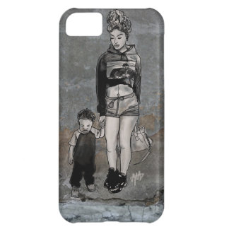 Indien Westbrookkärlek iPhone 5C Fodral