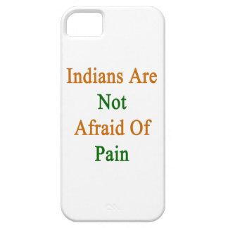 Indier är inte rädda av smärtar iPhone 5 hud