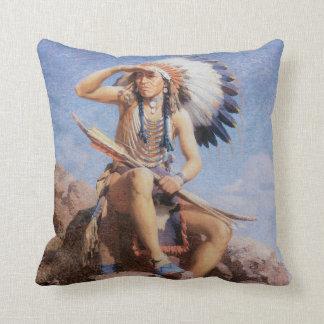 Indier spanar indianen MoJo kudder Kudde