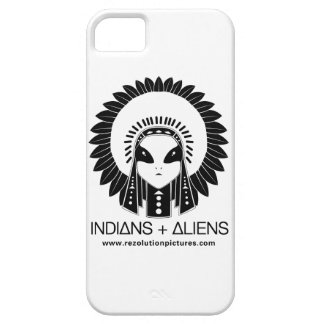 Indier- & utomjordingariphone case iPhone 5 Case-Mate skal