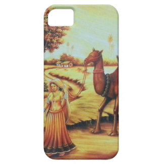 Indisk by iPhone 5 Case-Mate skal