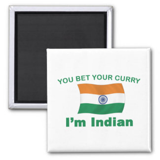 Indisk curry magnet